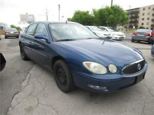 2005 Buick Allure CX, low kms! mint cond!