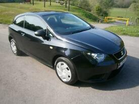 Seat Ibiza 1.2 ( 70ps ) ( a/c ) SportCoupe 2012 S