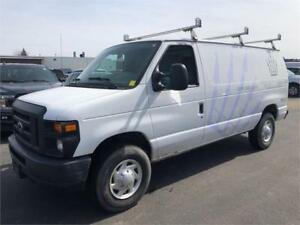 2012 Ford Econoline Cargo Van Low Kms $15995