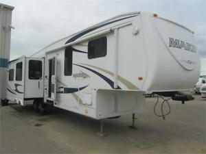 2009 35 FT GULF STREAM RV MAKO MID PROFILE 33 FBHT 5TH WHEEL