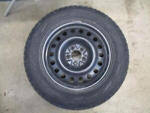 235/65R17	BRIDGESTONE	BLIZZAK WINTER RIMS AND TIRES