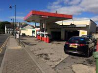 PETROL & MOT STATION, SHOP AND CAFE BUSINESS REF 145621