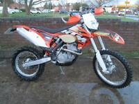 KTM 350 EXC-F 13 ENDURO TRAIL MOTORCYCLE