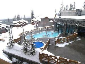 Big White- corner unit with spectacular valley & mnt. views