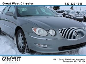 2009 Buick Allure LOW KMS, SUPER CLEAN, A SMOOTH DRIVER