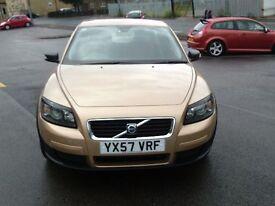 Volvo C30 1.8 S 3dr (gold metallic) 2007