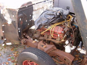 ALL STEEL ORIGINAL PATINA  SOLID CAR GREAT PROJECT
