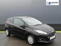 2013 Ford Fiesta ECONETIC TDCI Diesel black Manual