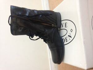 Brand New With Tags Steve Madden women boots (size 9.5)