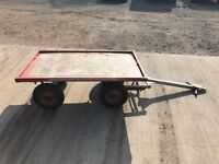 Tow along trailer for sale