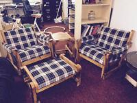 Rugged Rumpus Room Furniture