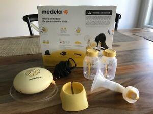 Pompe tire-lait électrique /Swing de Medela / Breastfeeding Pump