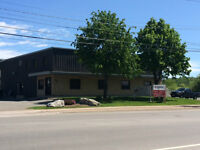520 & 560 Somerset Street-2 storey industrial building w/ office