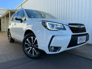 2016 Subaru Forester S4 MY16 XT CVT AWD White 8 Speed Constant Variable Wagon Port Adelaide Port Adelaide Area Preview