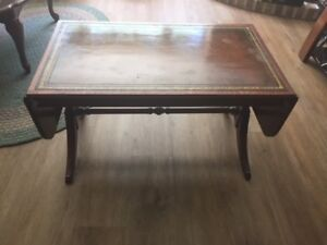 Walnut Coffee Table (solid wood)