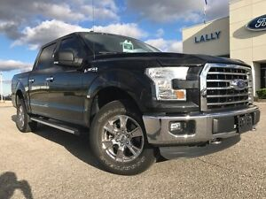 2015 Ford F-150 XTR 4x4 SuperCrew 5.0L V8 with Navigation