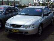 2003 Holden Commodore VY Executive Silver 4 Speed Automatic Sedan Minchinbury Blacktown Area Preview