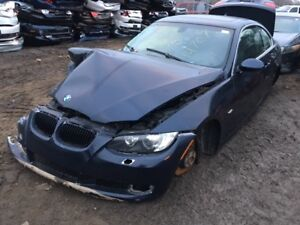 2007 BMW 335i just in for parts at Pic N Save!