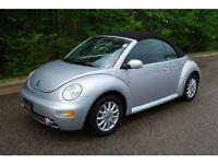 NEW BEETLE DECAPOTABLE 2004 175,000KL MANUELLE