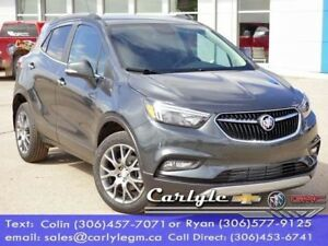 2018 Buick Encore AWD, Cloth