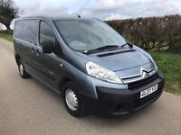 2007 07 CITROEN DISPATCH 1000 L1H1 SWB HDI 90 DIESEL