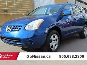 2008 Nissan Rogue S Front-wheel Drive
