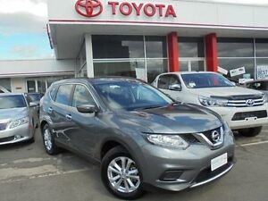 2015 Nissan X-Trail T32 ST (4x4) Grey Continuous Variable Wagon Belmore Canterbury Area Preview