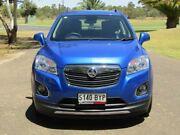 2016 Holden Trax TJ MY16 LTZ Blue 6 Speed Automatic Wagon Murray Bridge Murray Bridge Area Preview
