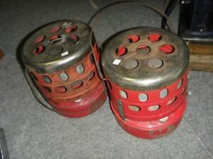 2 Used Camping Heaters $35.00 each