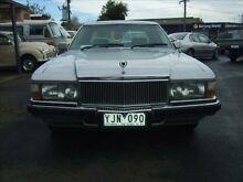 1985 Holden Statesman WB2 DE Ville 3 Speed Automatic Sedan Frankston Frankston Area Preview