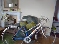 Carrera 70´s woman bike, size S. Pristine.