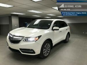 2014 Acura MDX Tech Package SH-AWD
