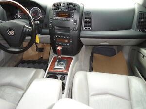 2005 Cadillac SRX AWD-LEATHER-SUNROOF-AMAZING-A LOT OF NEW PARTS Edmonton Edmonton Area image 10