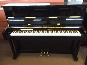"""Hoffmann & Kuhne HG-118M PE 47"""" Piano *Brand New*"""