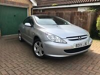 Peugeot 307 cc Convertible 2005 For Sale - £1300 ONO