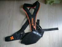 stihl strimmer harness new