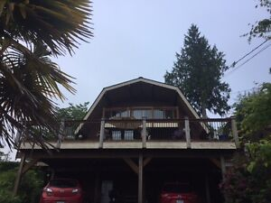 Cozy Qualicum Home with Amazing Ocean Views