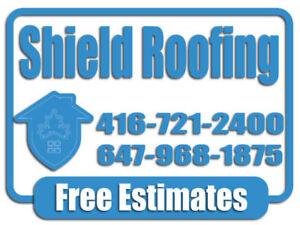 Shield Roofing Repair- Metalroof&Shingle