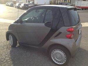 2009 Smart Fortwo Passion/ 2-tone Hatchback