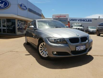2009 BMW 320i E90 MY09 Executive Steptronic Grey 6 Speed Sports Automatic Sedan South Kalgoorlie Kalgoorlie Area Preview