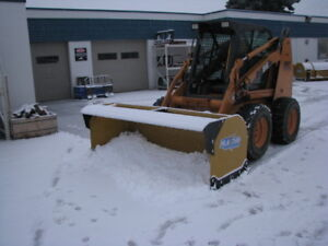 Skid Steer 2500 Series Snow Pushers