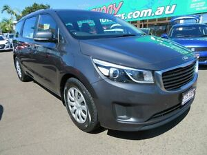 2015 Kia Carnival YP MY16 S Grey 6 Speed Automatic Wagon Mount Gravatt Brisbane South East Preview