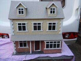 dolls house 3 storey