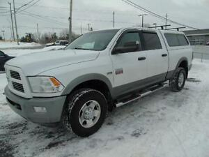 2010 Dodge Ram 2500 SLT 4X4  WITH MATCHING CAP CERTIFIED!!