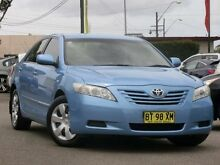 2007 Toyota Camry ACV40R 07 Upgrade Altise Blue 5 Speed Automatic Sedan Condell Park Bankstown Area Preview