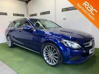 2016 Mercedes C Class C220 Sport Estate Auto **Finance & Warranty** (a4,passat,320d)