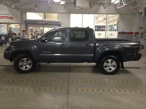 2014 Toyota Tacoma TRD Sport Package V6 4x4 Double-Cab 127.8 in. Edmonton Edmonton Area image 4