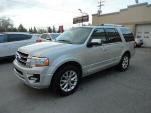 Ford Expedition 2017 Limited-4X4-Cuir-Navi-Toit-DemDist a vendre