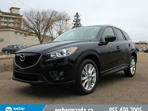 2014 Mazda CX-5 GT AWD - LEATHER - MOONROOF - B/U CAM