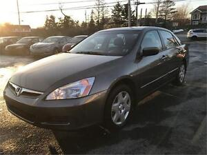 B-DAY SPECIAL(FREE WINTER TIRES) 2006 Honda Accord Sdn DX-G ,